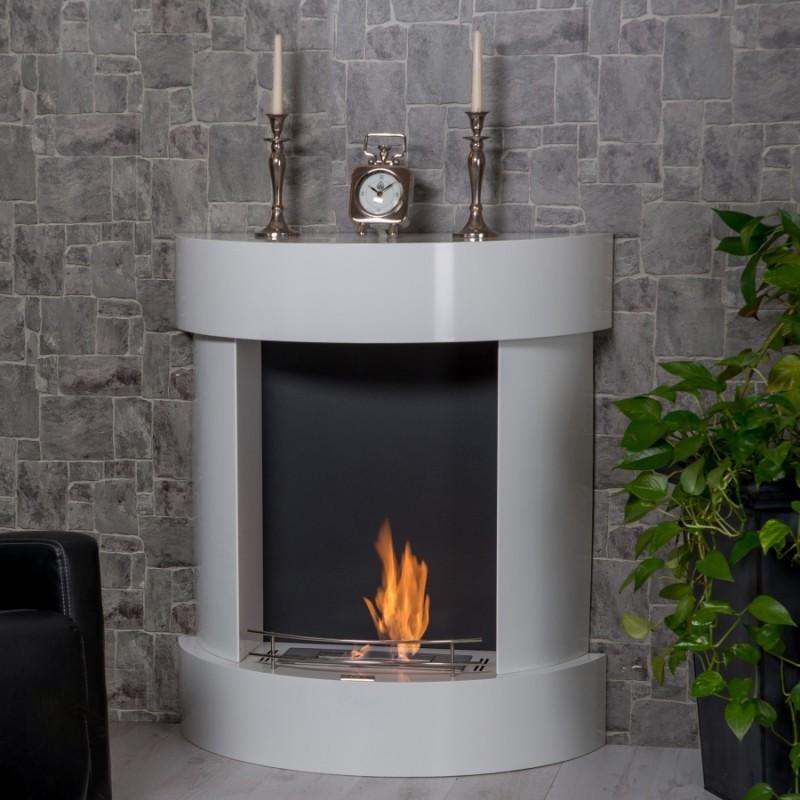 velvet modern etanolkamin. Black Bedroom Furniture Sets. Home Design Ideas