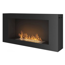 Blackbox 900 väggkamin svart