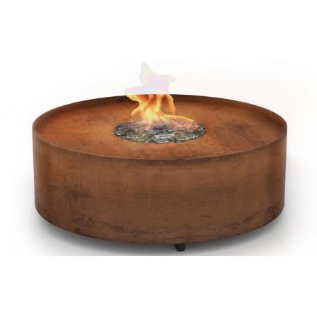 Galio Corten FirePit gasolkamin